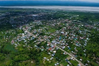Foto Foto Indah Pt Freeport Indonesia Marhenyantoz S Blog