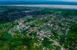 Pada tahun 1985, Freeport membeli lahan pertanian masyarakat Amungme untuk dikembangkan menjadi pemukiman bagi karyawan Freeport, yang dinamakan Timika Indah
