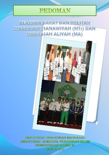 Pedoman Bantuan Beasiswa Siswa Miskin Bsm Bakat Prestasi Tahun 2012 Marhenyantoz S Blog
