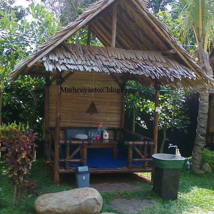 Gazebo Bambu Marhenyantoz S Blog
