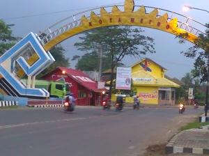 Gerbang Kota Metro