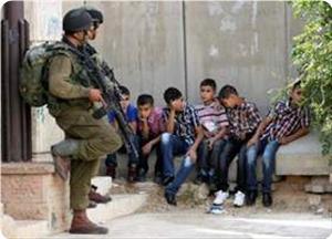 Perlakuan Buruk pada Tawanan Anak Palestina oleh Tentara Israel