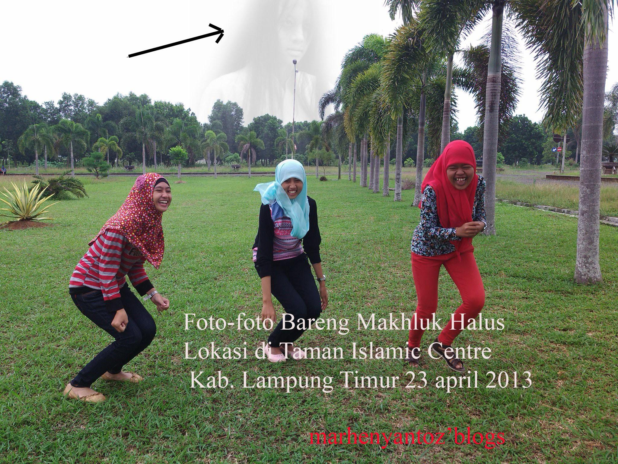Heboh Penampakan Makhluk Halus Marhenyantoz S Blog