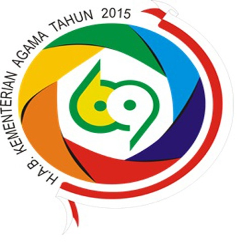 Tema Dan Logo Hut Kemenag 2015 Marhenyantoz S Blog